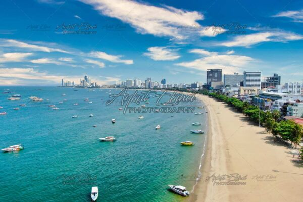 Pattaya Beach, Chonburi, Thailand